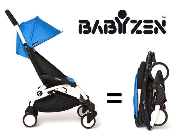 Win a pushchair from Babyzen!